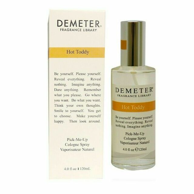 Demeter Hot Toddy 120ml EDC (L) SP Womens 100% Genuine (New)