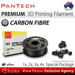 1Kg PanTech 3D Printing Filament CARBON FIBRE Printer Material PLA BASE PLS