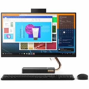 "Lenovo IdeaCentre AIO 5i Desktop, 23.8"" FHD IPS Touch  250 nits, i5-10400T"