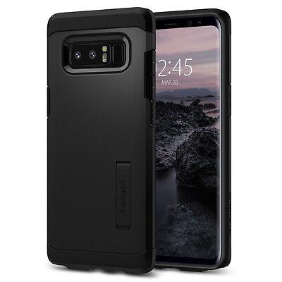 Spigen® Samsung Galaxy Note 8 [Tough Armor] Shockproof TPU Kickstand Case Cover