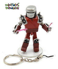 TMNT Teenage Mutant Ninja Turtles Minimates TRU Wave 4 Chrome Dome