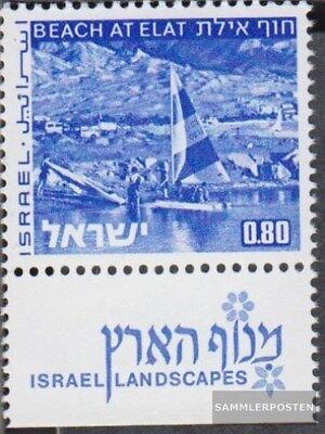Stamps Israel Never Hinged 1974 Landscapes Intelligent Israel 624y Ii With Tab Unmounted Mint