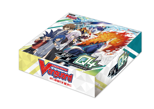 "Vanguard Booster Box vol.1 ""vereinen Team q4""/Korean Ver"