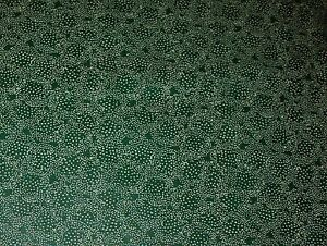 Image Is Loading Cotton Small Dot Dark Hunter Green Drapery Fabric
