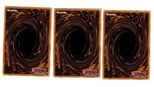 Mint 3 x Mystische Box YGLD-DEA25 Common