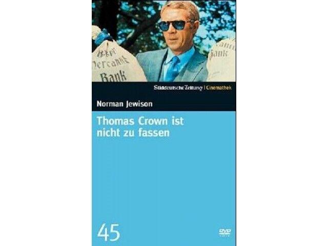 Thomas Crown ist nicht zu fassen, DVD, dtsch. u. engl. Version - SEHR GUT