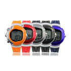 Pulse Heart Rate Monitor Calories Counter Fitness Sport Wrist Watch WaterproofAL