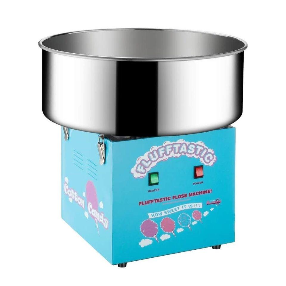 Fabriksny Candyfloss maskine