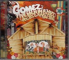 GOMEZ - Five Men In A Hut / A's, B's & Rarities 1998-2004 - 2 CD SET