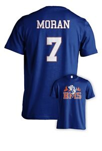 Image is loading Blue-Mountain-State-Alex-Moran-Jersey-T-shirt- d8b5bb1503fa