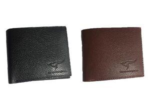 Mens-Quality-Leather-Luxury-Soft-Wallet-credit-card-holder-Black-Brown-UK