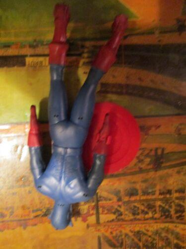 Avec Flex Du Bord Lac America 6 Captain Bouclier Super De ~ Figurine Pouces Vintage 1966 w8xp4gnq