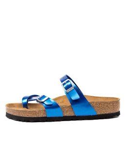 New-Birkenstock-Mayari-Electric-Met-Ocean-Womens-Shoes-Casual