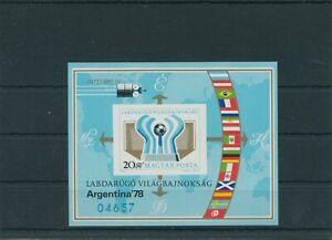 Hongrie-Hungary-1978-Mi-Bloc-130-B-Neuf-MNH-Plus-Boutique