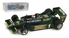 Spark S1851 Lotus 79 #1 4th Long Beach GP 1979 - Mario Andretti 1/43 Scale