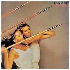 *NEW* CD Album Roxy Music - Flesh and Blood (Mini LP Style Card Case)
