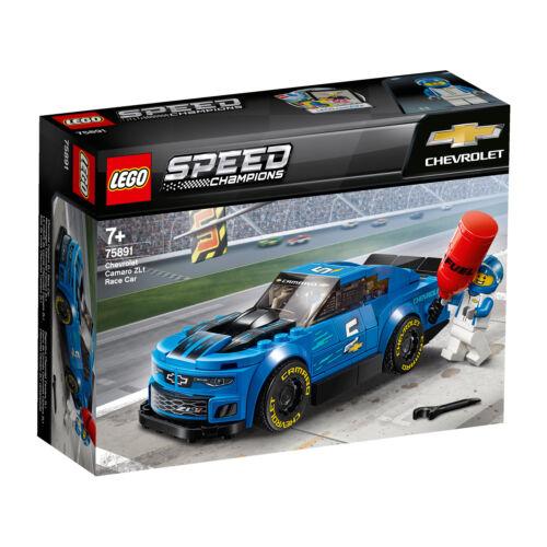 Lego ® 75891 Speed Champions coches de carreras Chevrolet Camaro zl1 novedad n3//19