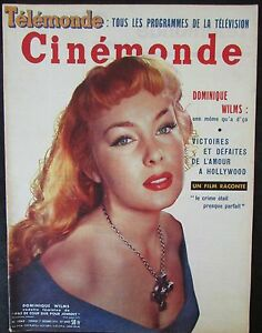 Cinema-Dominique-Wilms-Anne-Baxter-Spence-Tracy-Kodak-N-1063-di-1954