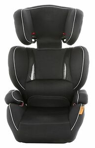Halfords Essentials High Back Booster Seat Group 2-3 / 15-36kg / 4-12 Years