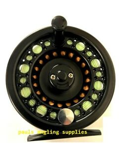 Shakespeare-Fly-Fishing-Fly-Reel-Line-MIDGE-TIP-LINE-WF7-Fitted-amp-Backing-Line