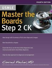 Master the Boards: Master the Boards USMLE Step 2 CK Vol. by Conrad Fischer (2017, Paperback, Revised)