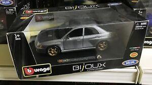 BBURAGO-BURAGO-BIJOUX-1-24-SUBARU-IMPREZA-WRX-2002-WRC-Navarra-Longhi-Mc-Rae
