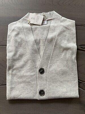 Nett Brunello Cucinelli Strickjacke Knitwear Cardigan Jacke Jacket Weste Vest New 56 Weniger Teuer