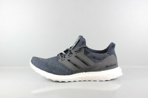 meet e4260 b53f5 Details about adidas Ultra Boost 4.0 Parley Legend Ink Carbon Blue Spirit  Sneakers | AC7836