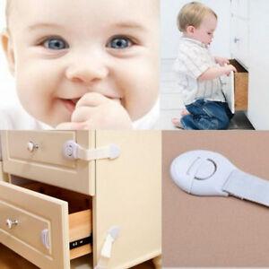 1 pcs armoire serrure tiroir placard porte captures s curit pour b b enfant ebay. Black Bedroom Furniture Sets. Home Design Ideas
