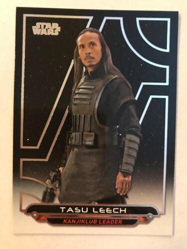 2017 Star Wars Galactic Files Reborn #TFA-17 Tasu Leech NM-Mint