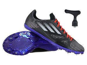 Détails sur Adidas Adizero Ambition 2.0 Chaussures Femme Baskets Pointes Piste Chaussures De Course afficher le titre d'origine