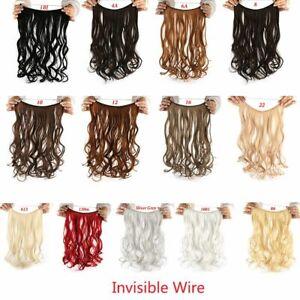 natural-invisible-fil-perruques-secret-ligne-pas-de-chargeurs-cheveux-extension