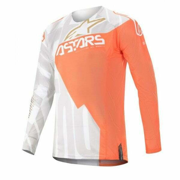 Alpinestars 2020 Adults Techstar Factory Metal Motocross  MX Enduro Bike Jersey  factory direct and quick delivery