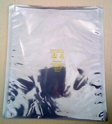 Highshield 100 Antistatik Beutel ESD Tüten 203x254 Abschirmbeutel