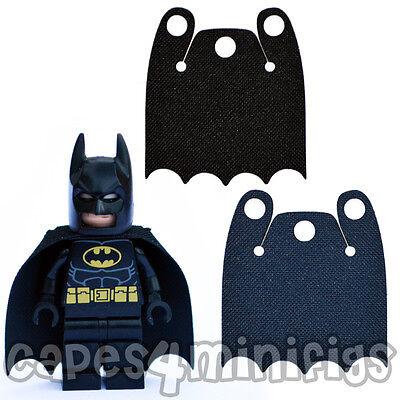 """cabo sólo 3 Custom /""""sobre el hombro/"""" mordida cabos para su LEGO BATMAN MINIFIGURA"""