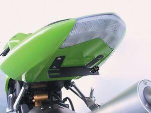 2004- 2005 ZX10R Ninja TARGA Fender Eliminator f/ Bikes w/ Integrated Tail Light