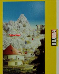 Brawa-6570-N-Seilbahn-Gebaeudebausatz-fuer-6560-63578