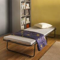 Folding Bed Roll Away Guest Portable Sleeper With Mattress Easy Storage Hot I7z7
