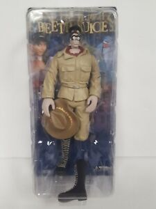 Beetlejuice Neca Shrunken Head Guy 634482310304 Ebay