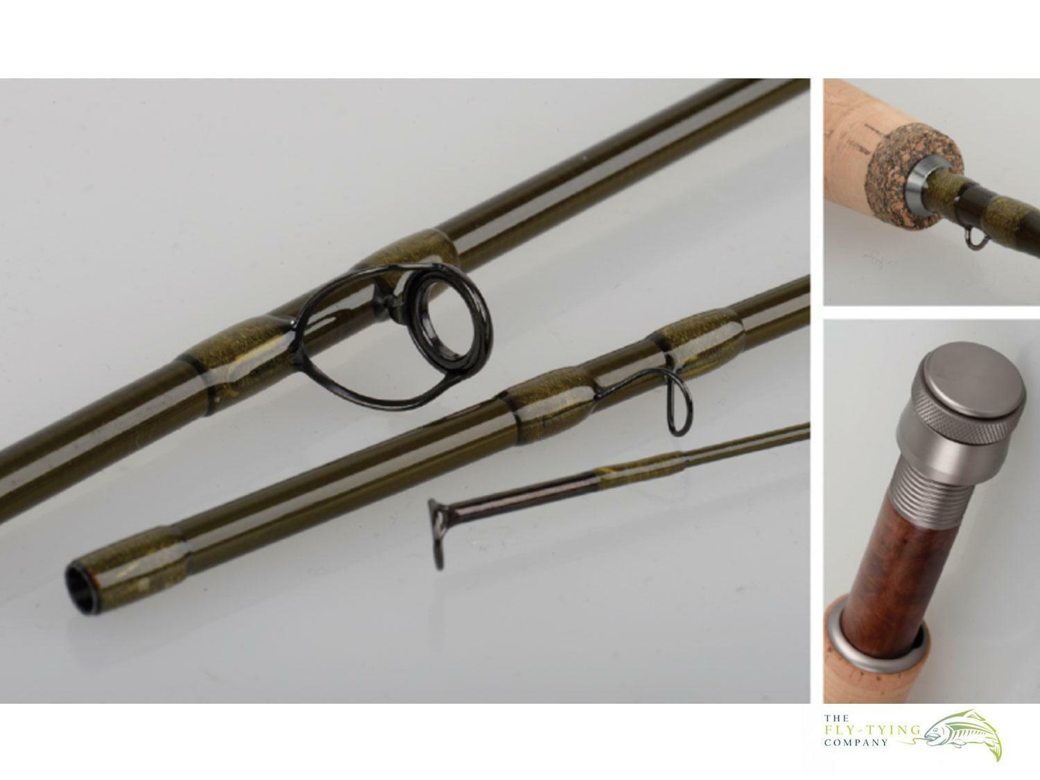 Scierra Brook Fly Rod | Single Hand Hand Hand | Choice of Größes and Weight c671c1