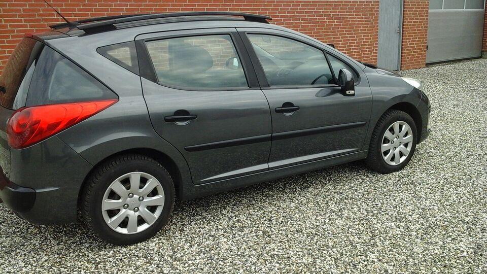 Peugeot 207, 1,6 HDi 90 Comfort+ SW, Diesel
