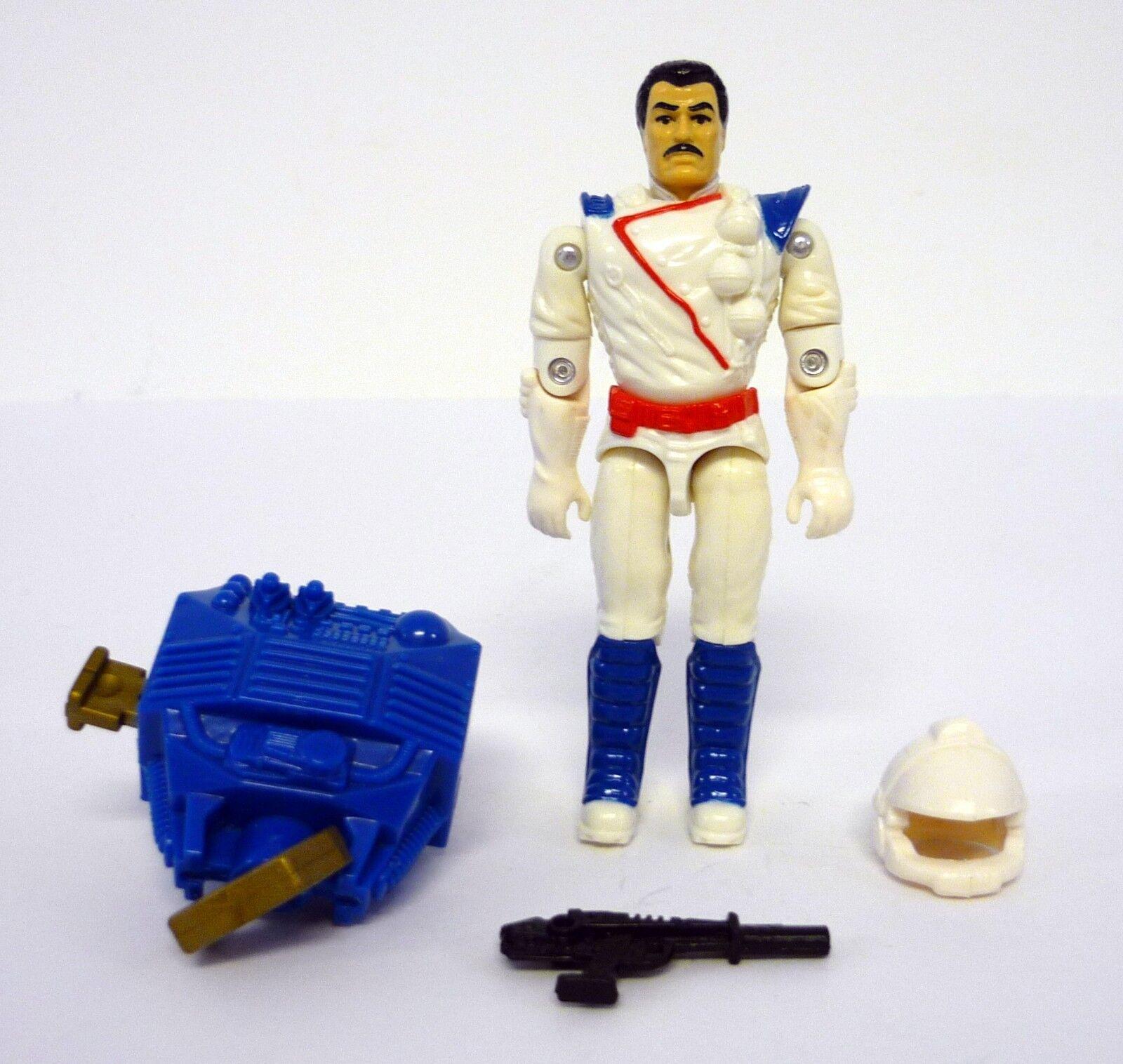 GI JOE SPACE SHOT Vintage Action Figure Star Brigade COMPLETE C9+ v1 1994