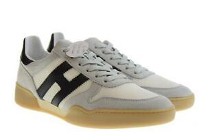 Dettagli su Hogan uomo sneakers basse HXM3570AC40KF86EDL H357 PROG SPORTY MOD SNEAKERS P19