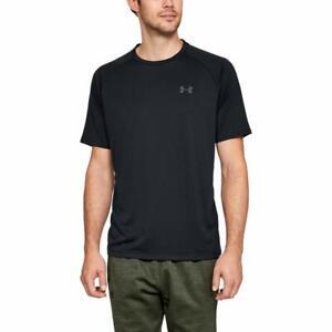 Under-Armour-Men-UA-Tech-2-0-SS-Short-Sleeve-T-Shirts-Sports-Gym-Training