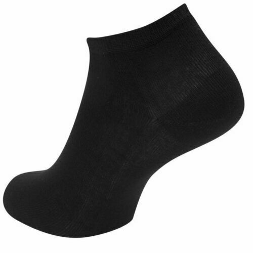 New 12 Pack Kids Trainer Socks Unisex Boys Girls Invisible Ankle Cotton Footwear