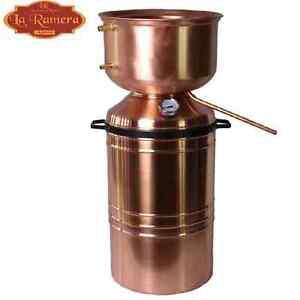 Alambicco Distillatore 50 Litri - Moonshinestill Brillant