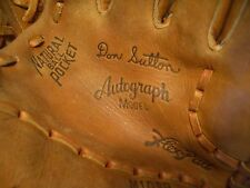 VINTAGE MAC GREGOR DON SUTTON BASEBALL GLOVE #M10SB,  EX++  L@@K!!!!