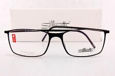 New Silhouette Eyeglass Frames URBAN LITE FULLRIM 2902 6050 Black Unisex SZ 55