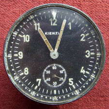 WWII Luftwaffe 8-Day Aircraft Clock from Bomber, Like Ju 88 or He 111