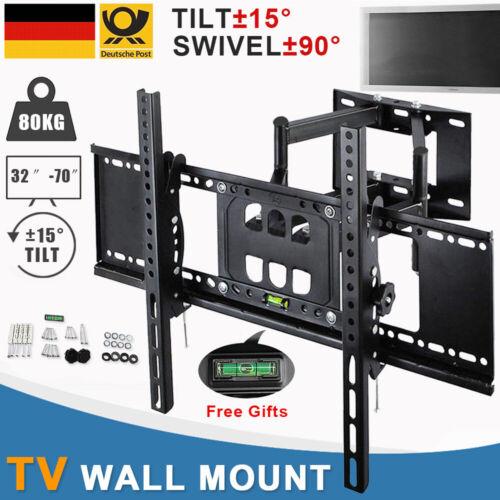 TV Wandhalterung Wandhalter for Samsung Smart Fernseher 32 40 43 49 50 55 65Zoll